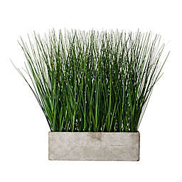 Elements Artificial Potted Grass