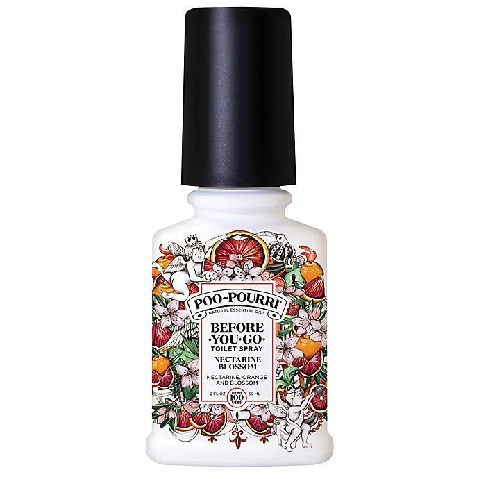 Alternate image 1 for Poo-Pourri® Before-You-Go® Toilet Spray in Nectarine Blossom