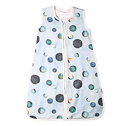 Copper Pearl® Size 6-12M Lunar Sleep Bag in Blue