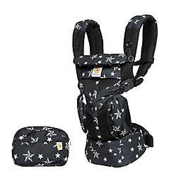 Ergobaby™ Omni 360 Cool Air Mesh Multi-Position Baby Carrier in Black Stars