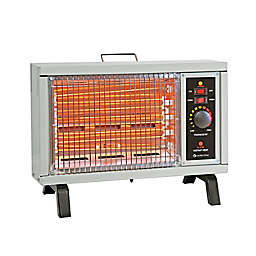Comfort Zone CZ550 Radiant Space Heater in Ivory
