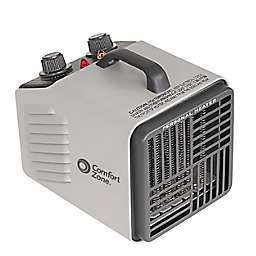 Comfort Zone CZ707 Compact Utility Heater in Grey