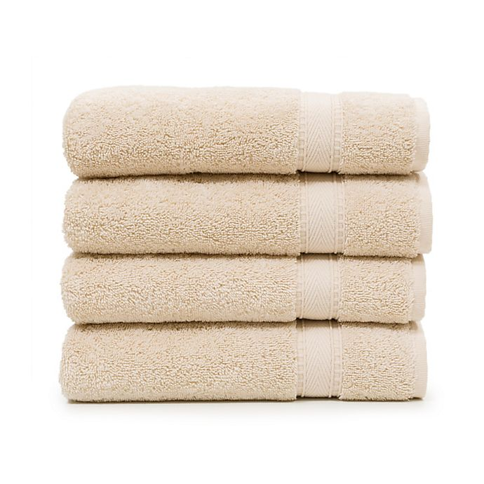 Alternate image 1 for Linum Home Textiles Sinemis Hand Towels (Set of 4)