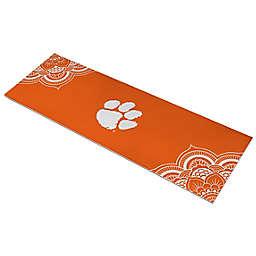 Clemson University Tigers Yoga Mat