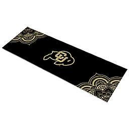 University of Colorado Buffaloes Yoga Mat