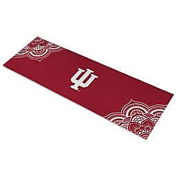 Indiana University Hoosiers Yoga Mat