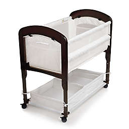 Arm's Reach® Cambria Co-Sleeper® in Espresso/White