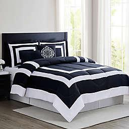 London Fog® Raynes Hotel 3-Piece Comforter Set