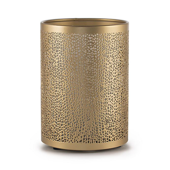Alternate image 1 for SpaRoom® Opulence Essential Oil Diffuser with Remote Control in Gold