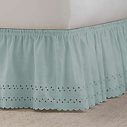 EasyFit™ Eyelet Ruffled Bed Skirt