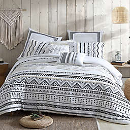 Swift Home Amis 5-Piece Full/Queen Comforter Set in White