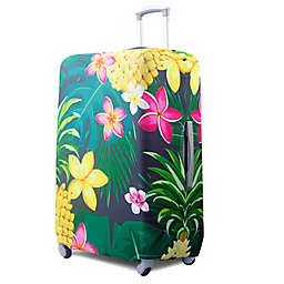 American Green Travel Pineapple Print Luggage Cover