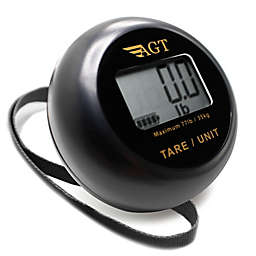 American Green Travel Battery-Free Portable Weighing Scale