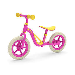 Chillafish® Charlie Adjustable Balance Bike in Pink
