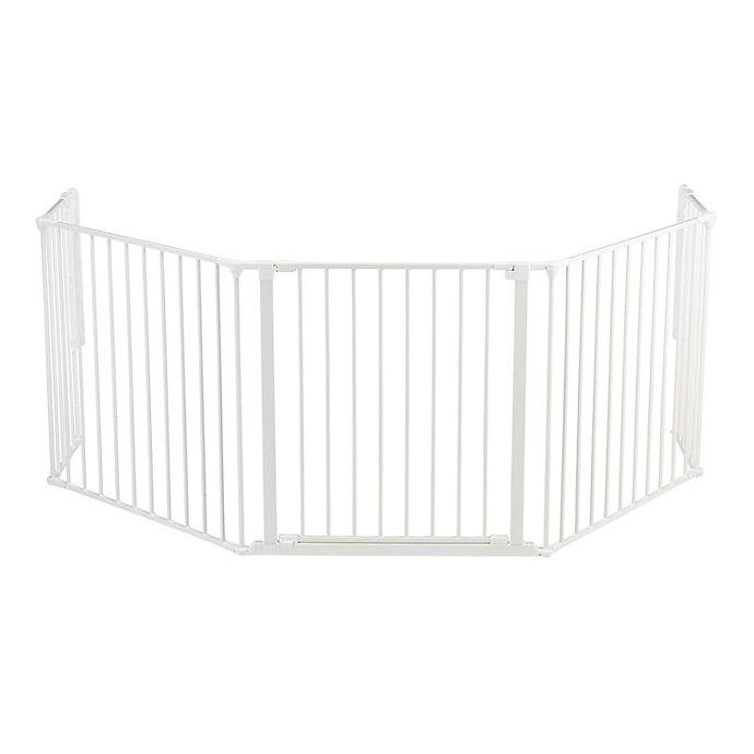 Alternate image 1 for BabyDan® FLEX Extra-Large Safety Gate in White