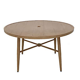 Bee & Willow™ Home Nantucket Round Dining Table in Natural