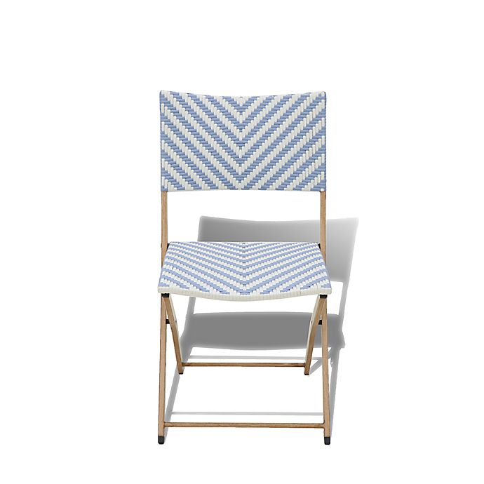 Alternate image 1 for Bee & Willow™ Home Nantucket Wicker Folding Chair