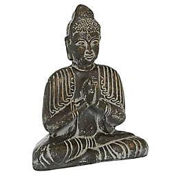 Ridge Road Decor Sitting Buddha Sculpture