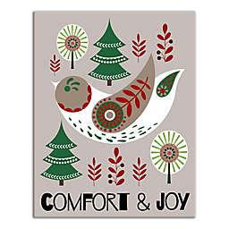 Comfort and Joy 11x14 Canvas Wall Art