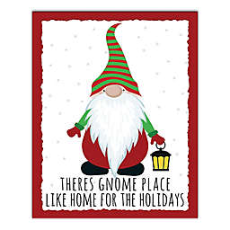 There's Gnome Place like Home 8x10 Canvas Wall Art