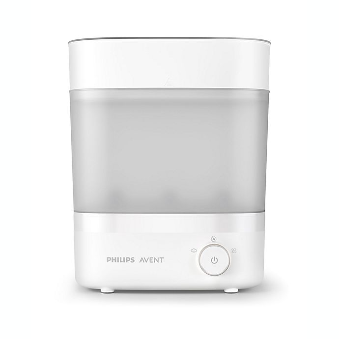 Alternate image 1 for Philips Avent Premium Sterilizer with Dryer in White