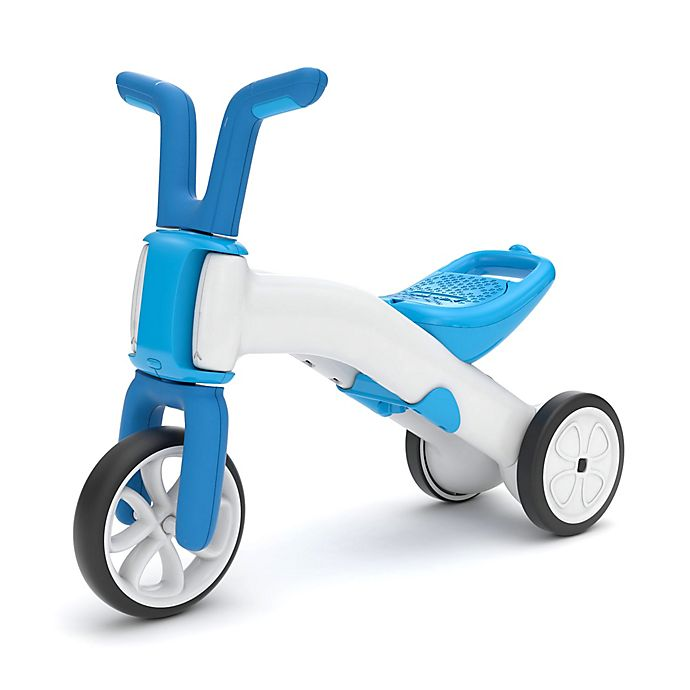 Alternate image 1 for Chillafish Bunzi Gradual Balance Bike and Tricycle