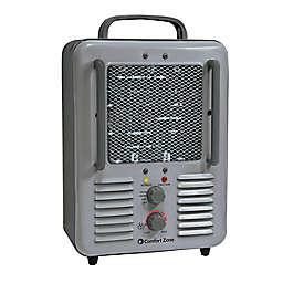 Comfort Zone® CZ798 1500-Watt Utility Heater in Grey