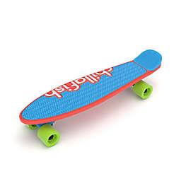 Chillafish Skatie Customizable Skateboard in Red