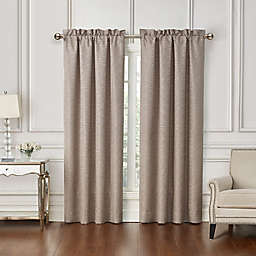 Waterford® Patrizia 2-Pack 84-Inch Rod Pocket Light Filtering Window Curtain Panels