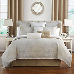 Waterford® Maritana 4-Piece Reversible Comforter Set