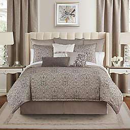 Waterford® Patrizia 4-Piece Reversible Comforter Set