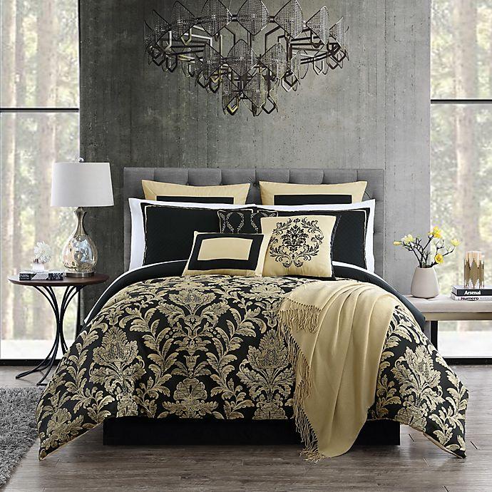 Alternate image 1 for Saraya 14-Piece Comforter Set