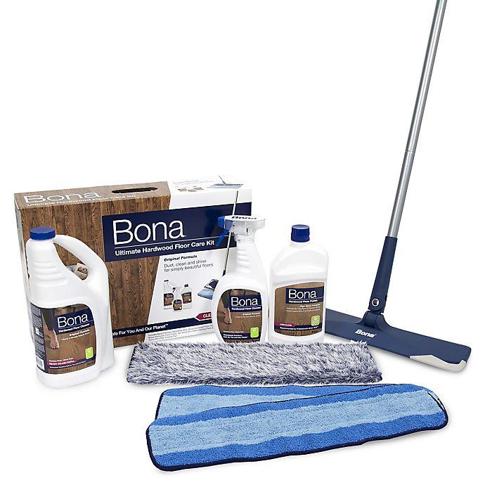 Alternate image 1 for Bona® Ultimate Hardwood Floor Care Kit