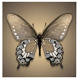 Butterfly in Gold by Belle Maison Canvs Art Print