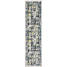 Mohawk Home® 2' x 8' Prismatic Zaire Runner in Yellow