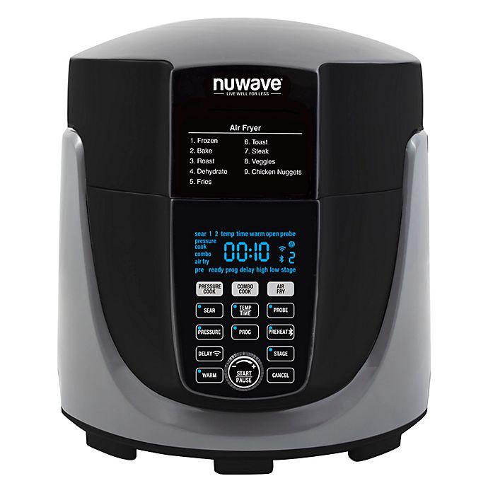 Alternate image 1 for NuWave® Duet™ Pressure Cooker/Air Fryer Combo Unit