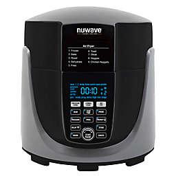 NuWave® Duet™ Pressure Cooker/Air Fryer Combo Unit