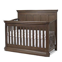 Sorelle Sutton 4-in-1 Convertible Crib in Chocolate