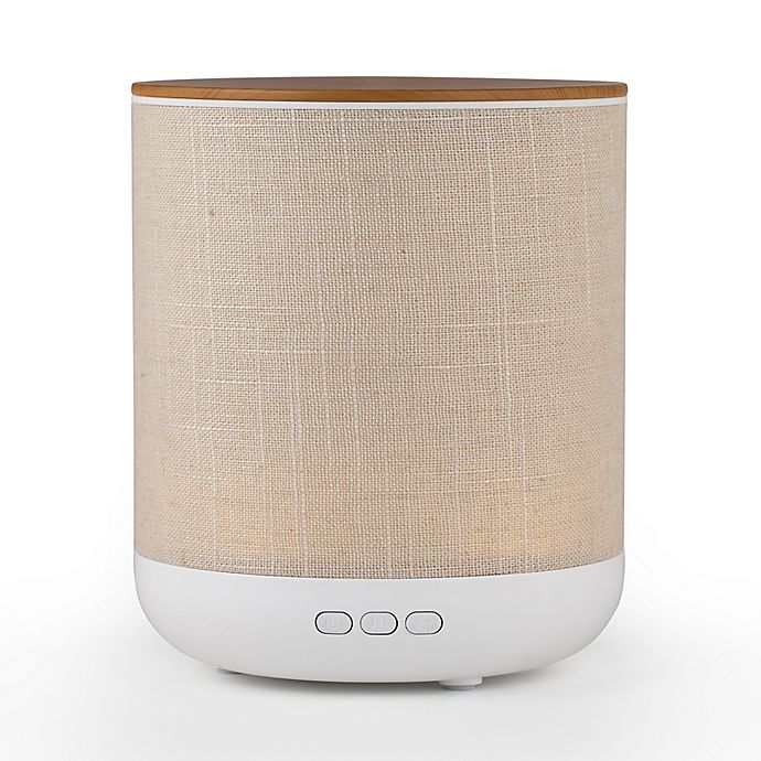 Alternate image 1 for SpaRoom® Soothing Snooze Essential Oil Diffuser in White