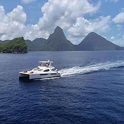 St. Lucia Luxury Catamaran Sunset Cruise by Spur Experiences®