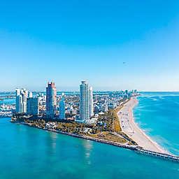 Miami, Florida Paradise Air Tour by Spur Experiences®