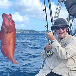 St. Lucia Vigie Cove Chartered Reef and Bottom Fish Fishing Bonanza by Spur Experiences®