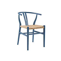 Modway Amish Wood Side Chair