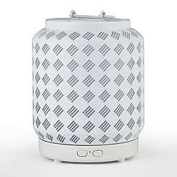 SpaRoom® Luster Rechargeable Essential Oil Diffuser in White