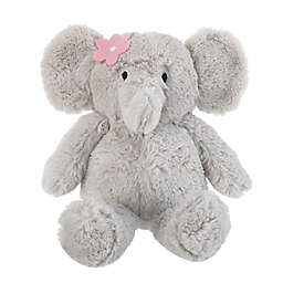carter's® Floral Elephant Plush Stuffed Animal in Grey