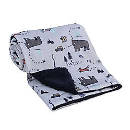carter's® Woodland Friends Blanket