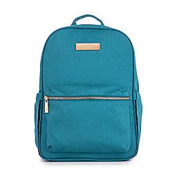 Ju Ju Be Midi Backpack in Teal Lagoon