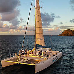 Romantic St. Lucia Champagne Sunset Cruise by Spur Experiences®