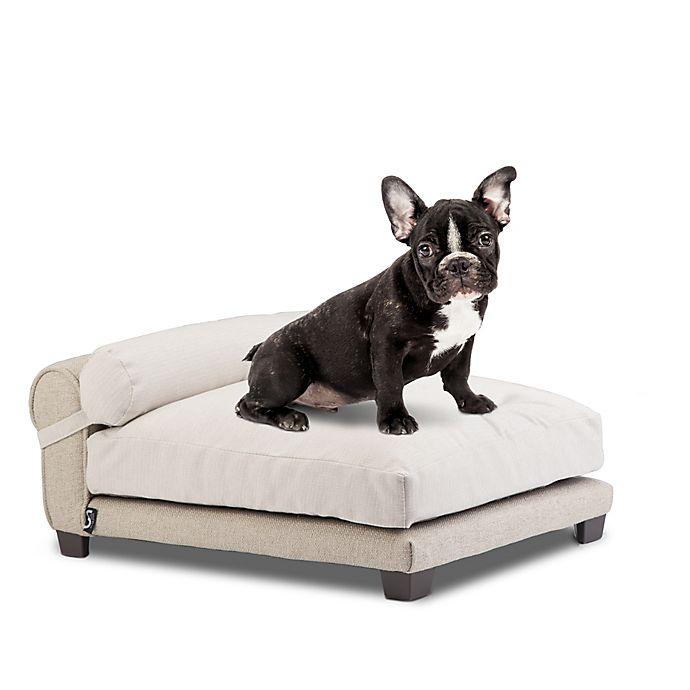 Alternate image 1 for Club Nine Belmont Large Orthopedic Dog Bed in Tan