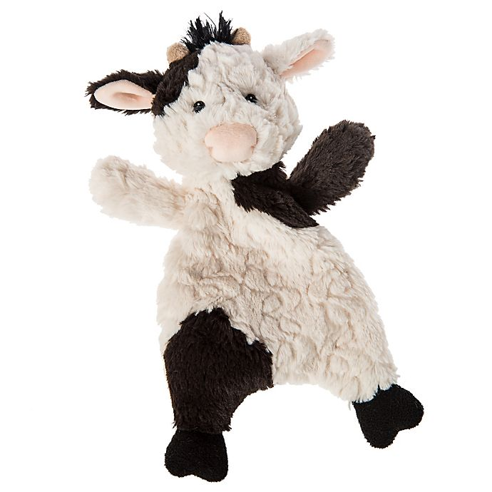 Alternate image 1 for Mary Meyer® Putty Nursery Cow Lovey Plush Toy